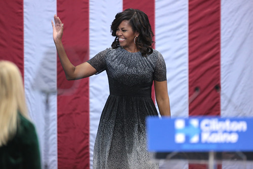 Michelle Obama by Gage Skidmore, on Flickr