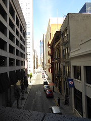 Alleyway (c_nilsen) Tags: sanfrancisco california digital digitalphoto sanfranciscomuseumofmodernart museum art