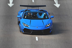 Lamborghini, Huracan LP610-4 Spyder, Wan Chai, Hong Kong (Daryl Chapman Photography) Tags: lamborghini huracan spyder hk189 pan panning italian wanchai 1d mkiv car cars auto autos automobile canon eos is ii 70200l f28 road engine power nice wheels rims hongkong china sar drive drivers driving fast grip photoshop cs6 windows darylchapman automotive photography hk hkg bhp horsepower brakes gas fuel petrol topgear headlights worldcars daryl chapman darylchapmanphotography