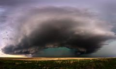 South of Lamar III (Mike Olbinski Photography) Tags: 20150524 canon5dmarkiii canon1635mm28l colorado farms hail lamar lightning plains rain stormchasing supercells
