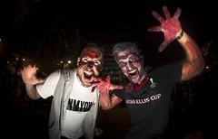 FKM.ZOMBIEWALK.2016_029 (FKM Festival de Cinema Fantstico da Corua) Tags: zombiewalk fkm2016 pabloperona mayeffects juanilloesteban formx