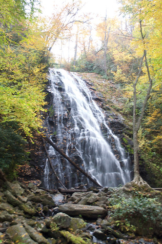 Blue Ridge Parkway 181 - Crabtree Falls