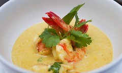 Prawn Mesantan (dendydendz) Tags: nikon food restaurant curry sambal chilli photo