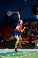NBLmatch-5100-0336 (University of Derby) Tags: 5100 badminton nbl sportscentre universityofderby match