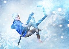 Jack Frost  (Jack Stone Antonio) Tags: jackfrost riseoftheguardians