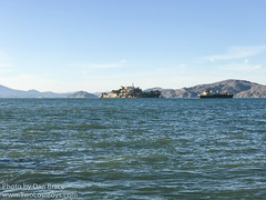 Down at Fisherman's Wharf (Disney Dan) Tags: 2016 alcatraz america autumn ca california fall northamerica october sanfrancisco sanfranciscobay thebay travel us usa unitedstates unitedstatesofamerica