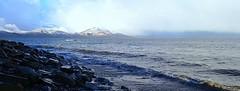 Brrrr.... (Michael C. Hall) Tags: landscape seascape sea cold snow mountains