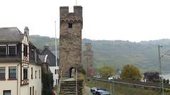 Stadtmauer Oberwesel