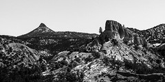 Cerro Pedernal (Mabry Campbell) Tags: 2016 cerropedernal february h5d50c hasselblad mabrycampbell newmexico usa unitedstatesofamerica blackandwhite commercialphotography countryside fineart fineartphotography image landscape monochrome mountains photo photograph photographer photography snow winter f71 october october42016 20161004campbellb0000598 80mm sec 100 hc80 fav10