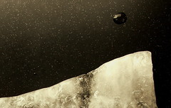 a place called winter (Rebecca Doe) Tags: icewinter moistureblacksun coldfreezing midnightsun dark
