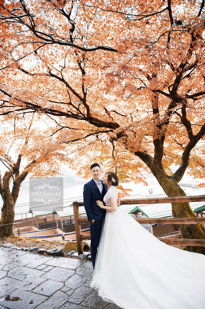 海外婚紗,日本渡月橋,婚紗攝影,日本婚紗,日本京都,自助婚紗,日本拍婚紗推薦,嵐山渡月橋婚紗,京都嵐山,海外攝影