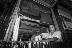 The Shopkeeper (-: : [himuGraphy] : :-) Tags: shopkeeper sonargaonfolkartandcraftmuseum sonargaon narayangonj dhaka nikond7100 himu syedhimyanuddinahmed himugraphy tokina1116mmf28dx
