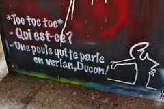 La Linea_5627 boulevard du Gnral Jean Simon Paris 13 (meuh1246) Tags: streetart paris lalinea paris13 lelavomatik boulevarddugnraljeansimon