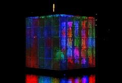 Glow Science 2016 (TU/E terrein) (ToJoLa) Tags: 2016 canon canoneos60d glow eindhoven glow2016 glowscience2016 light lichtshow lichtstad noordbrabant colours colors kleuren led nachtopname nightshot tue