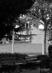 IMG_2016_11_12_8381 (gravalosantonio) Tags: jaca españa spain huesca ciudadela castillo blanco y negro