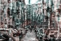 Via Urbana (EXPLORED) (savolio70) Tags: urbana viaurbana roma rome traffic scooter traffico viminale esquilino savolio stefanoavolio
