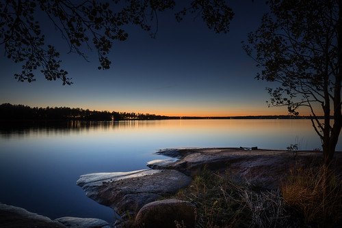 Evening at Norssaari