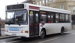 Huddersfield (Andrew Stopford) Tags: y487vrh dennis dart slf plaxton pointer mpd streamline huddersfield eyms