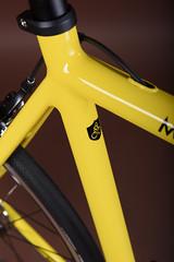 "Mopbike ""H"" Hybrid [Yellow] (Mopbike) Tags: ebike pedelec zehus bicycle bike hybrid madeinitaly handcrafted italy pordenone"