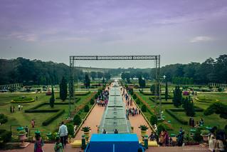 Brindavan Gardens.
