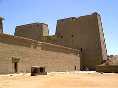 IEdfu_Horustempel2_tx_MGP2045 (said.bustany) Tags: ägypten egypt tempel temple edfu horus