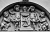 dissolvit ut glaciem (chemakayser) Tags: holland amsterdam holanda escultura angeles craneo muerte