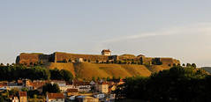 Nous tions l-haut... (Ombre&Lumiere) Tags: grandest moselle 57 patrimoine lorraine vestiges fortifications forteresse remparts bitche citadelledebitche parcnaturelrgionaldesvosgesdunord