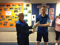 Mens Tournament Winner - Steve