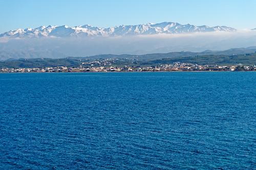 Snowy White Mountains (Lefka Ori)
