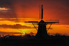 End of the year.... (powerfocusfotografie) Tags: windmill backlight holland sunset silhouette henk nikond90 powerfocusfotografie