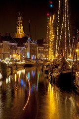 IMG_0835 (chemist72 (Pascal Teschner)) Tags: night lights groningen christmas canon reflection city