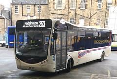Perryman Buses 11618 YJ66 AED (28.12.2016) (CYule Buses) Tags: service253 metrocity optare optaremetrocity westcoastmotors perrymanbuses 11618 yj66aed