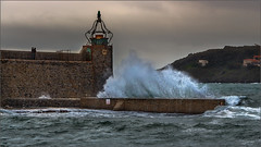 Collioure (jyleroy) Tags: collioure canon eos700d mer orages paysages pyrénéesorientales tempêtes rebel t5i sea storm nationalgeographicgroup ngc