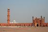 moskeeplein (Opa Jaap) Tags: lahore pakistan mosque