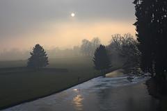 The pond by Strmol castle