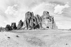 Gigantes de Pampachiri (rickm187) Tags: bw blackandwhite stone perú peru andahuaylas apurimac rocks architecture clouds sky amazing landscape paisaje canon 1855mmcanon 18 55 mm shadows