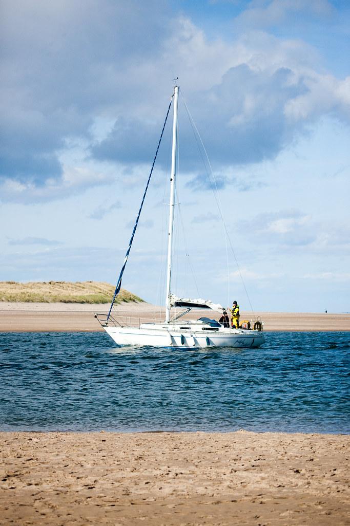 Boating In Malahide [Ireland] Ref-146