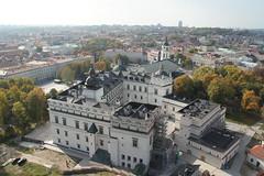 Vilnius, Lithuania, October 2014
