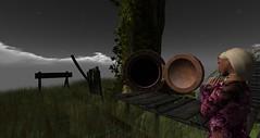 Second Life - H220 (adevinesub) Tags: sl secondlife kajira h220