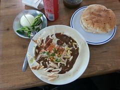 הבן של הסורי (pringle-guy) Tags: food restaurants אוכל חומוס מסעדות מוניהו חומוסהסורים הסורים