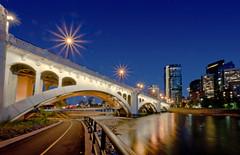 Bridge to Calgary (Jon Bewlay) Tags: