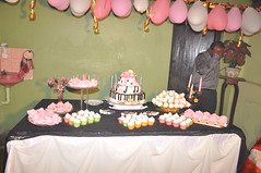 Tara's Birthday Sweet Table (Tara_Wilfred) Tags: birthday party cake dinner table dance artist tara sweet best singer ideas ever wilfred songwriter nayantara jeyaraj