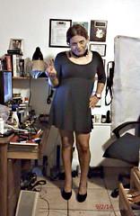 (Spanky de Bautumn) Tags: sexy fashion tv highheels cd transgender sissy tranny transvestite bisexual crossdresser trap ts tg ladyboy shemale spanky girlyboy sissyboy genderconfused tgurl femboi