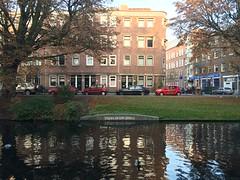 upsidemirrored (huphtur) Tags: holland water canal rotterdam upsidedown thenetherlands mirrored