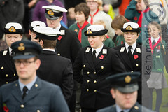 D4S_4823.jpg (ffoto keith morris) Tags: uk people wales town war ceremony aberystwyth service welsh warmemorial remembering remembrancesunday