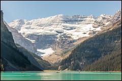 Lake Louise, Banff NP,Alberta (John R Chandler) Tags: canada alberta rockymountains lakelouise banffnationalpark victoriaglacier