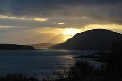Early Morning @ Loch na Cairidh - Isle of Skye (Herb287) Tags: sunrise scotland nikon isleofskye loch scalpay a87 d60 scottishhighlands dunan smallisles lochnacairidh beinnnacairidh