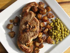 Barnsley Chop, Parmentier Potatoes, Marrowfat Peas (Tony Worrall) Tags: uk england food make menu yummy nice dish photos tag cook tasty plate eaten things images x made eat foodporn add meal lamb taste dishes cooked tasted grub iatethis foodie flavour plated foodpictures ingrediants marrowfatpeas picturesoffood photograff barnsleychop parmentierpotatoes foodophile 2014tonyworrall