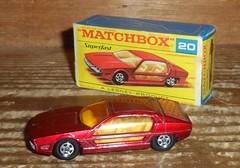 Matchbox Lamborghini Marzal (ukdaykev) Tags: car toy classiccar ebay lamborghini toycar matchbox mb20 forsaleonebay marzal matchboxsuperfast lamborghinimarzal matchbox175