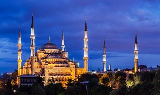 Blue II | Blue Mosque, Istanbul, Turkey